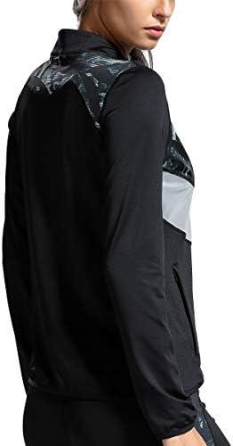 フィットネス トレーニング ジャケット フード付き レディース トレーニングウェア 長袖 フーデッドジャケット 防風 防水 保温 コート