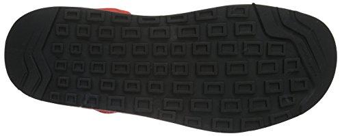 SALEWA Capsico, Scarpe Sportive Outdoor Uomo Rosso (Black/Flame 0922)