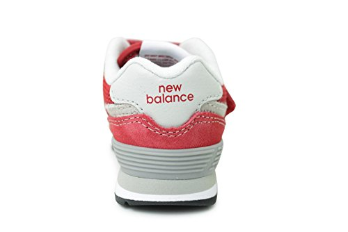 grey baby Unisexe Chaussures Iv574 Red New 574 Balance 1EP00q