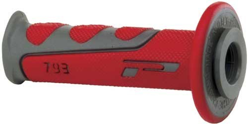 Progrip 793GYRD Gray/Red Dual Density Ev - Pro Grip 793 Grips Shopping Results