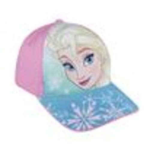 (character Disney Frozen Princess Elsa 53cm Junior Kid Girl Cap Hat Blue NM)