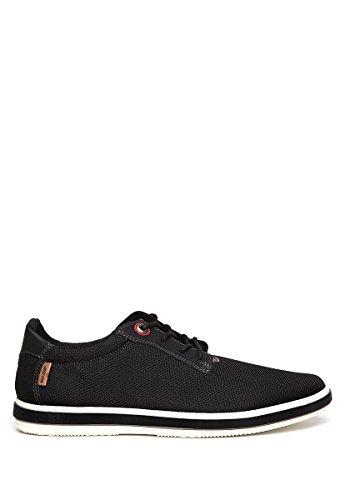 Levi's L217104 Zapatillas para Hombre, Color Negro, 30
