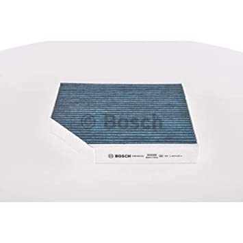 1987435582 Genuine Bosch Activated Carbon Cabin Pollen Filter