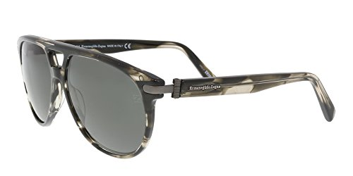 ERMENEGILDO ZEGNA Men's Sunglasses 59 Grey/Ohter / Smoke - Zegna Women