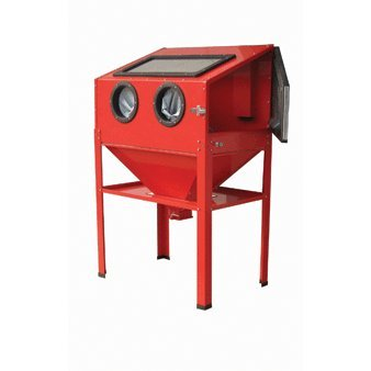 Central Pneumatic 40 Lb. Capacity Floor Blast Cabinet