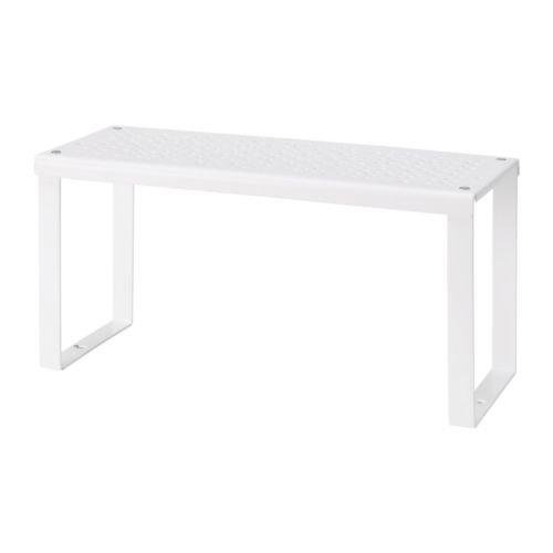 Ikea 2 X Variera Weiss Einsatz Regal Schrank Organizer Klein Amazon