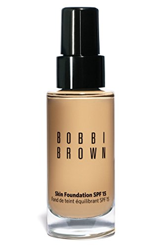 Bobbi Brown Skin Foundation Spf 15, #1 Warm Ivory, 1 Ounce