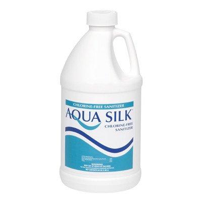Aqua Silk Chorine-Free Sanitizer (0.5 gal) ()