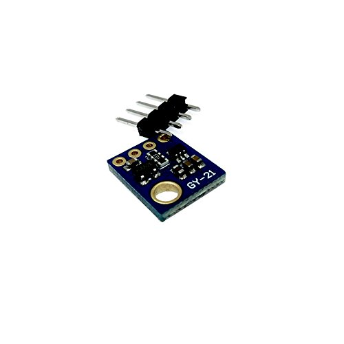 TOOGOO GY21 Si7021 Industrial High Precision Humidity Sensor Interface For Arduino