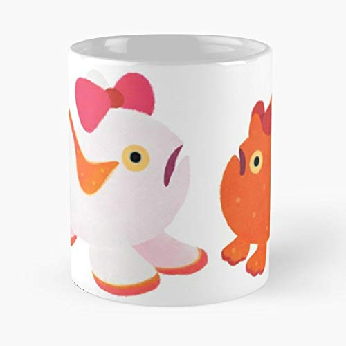 (Fish Frogfish Marine Life - Coffee Mugs Unique Ceramic Novelty Cup)