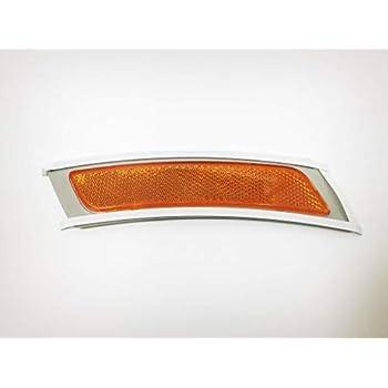 BMW OEM 07-10 X5 Fender-Reflector Left 63217162547