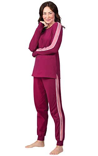 Addison Meadow Pajamas for Women - Women's Pajamas, Garnet, X-Small (2-4) ()