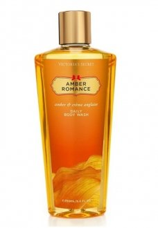 Victoria's Secret Fantasies Amber Romance Daily Body Wash 8.4 oz