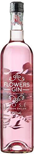 Gin Flowers Rose, 750Ml