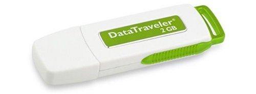 Kingston 2 Gb Datatraveler Usb 2.0 Flash Drive - Kingston Data Traveler 2 GB USB Drive (DTI/2GB)