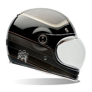 Helmet Face Profile Full (Bell Helmets Unisex-Adult full-face-helmet-style Carbon Street Racing Motorcycle Helmet (X-Large, Black))