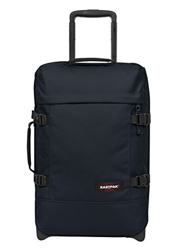 Eastpak Men's Tranverz S Cabin Luggage, Blue, One Size by Eastpak