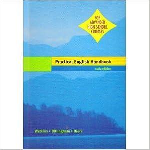Book Practical English Handbook