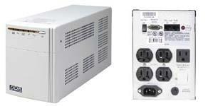 Powercom KIN-1000AP, 1000VA, 4+1 Outlets by Powercom (Image #1)