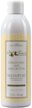 13.5 oz Organic Chamomile and Shea Butter Dog Shampoo, My Pet Supplies