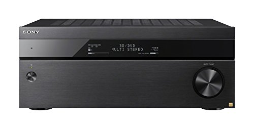 (Sony STRZA1100ES AV Audio & Video Component Receiver Black)