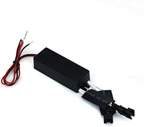LEORX Replacement 12V Inverter for CCFL Angel Eyes Halo Rings