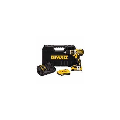 DEWALT DCD795D2 20V XR Lithium Ion Brushless Compact Hammer Drill Kit For Sale
