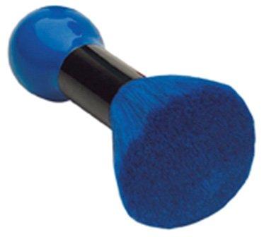 Sibel - Deluxe Neck Brush, Blue SIBEL HAIR