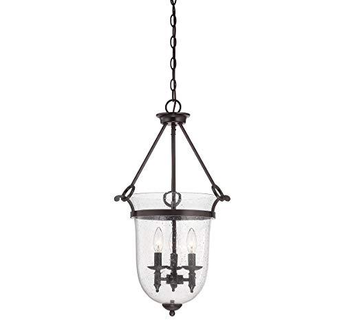 - Savoy House 3-7132-3-13 Three Light Foyer Lantern