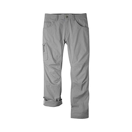 (Mountain Khakis Men's Teton Crest Pants Slim Fit Smoke 32 30)
