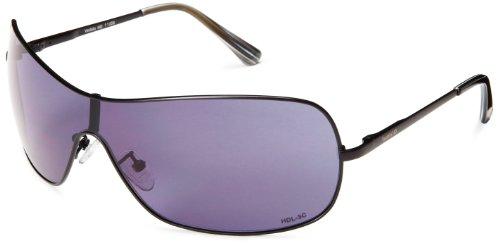 VedaloHD Lucca 8028 Shield Sunglasses,Black,70 - Vedalohd Sunglasses