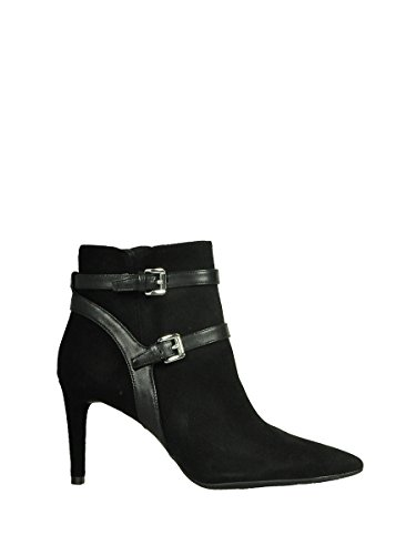 MICHAEL KORS FAWN ANKLE BOOT BLACK