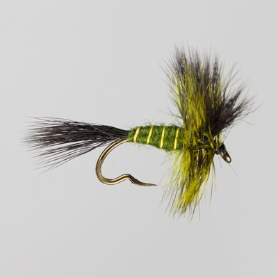 Barbless Green Drake Fly Green Drake Flies