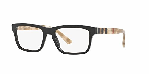 Burberry Men's BE2226 Eyeglasses & Cleaning Kit Bundle