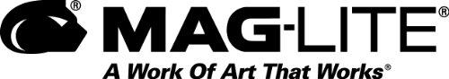 Maglite Heavy-Duty Incandescent 4-Cell D Flashlight, Black
