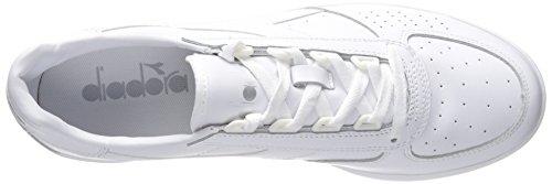 Diadora Heren B.elite Loopschoen Wit / Optisch / Wit Pristine