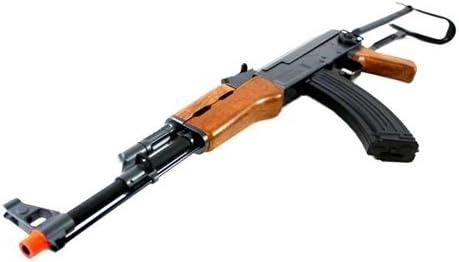 cyma aeg full auto airsoft full size full metal ak-47 350 fps cm028s airsoft gun Airsoft Gun