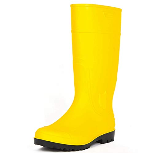 yellow D for Horror Raincoat Movie Cosplay Jokers George Yellow Boots Adult Men Kis Costumes rain 4qCnPwFU