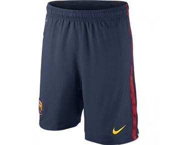 f22e7a2afe3726 NIKE Jungen kurze Sporthose FC Barcelona Boys Home Replica Shorts ...