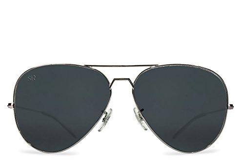 Shady Rays Aviator Elite Polarized Metal Sunglasses - Shady Ray