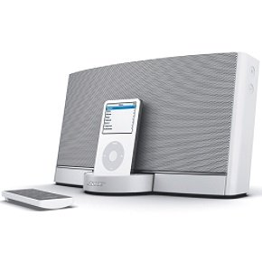 - Bose Sounddock Portable Black Digital Music System for the iPod