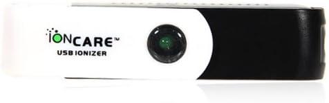 GIZGA® USB purificador iónico del aire ionizador Aparato: Amazon ...