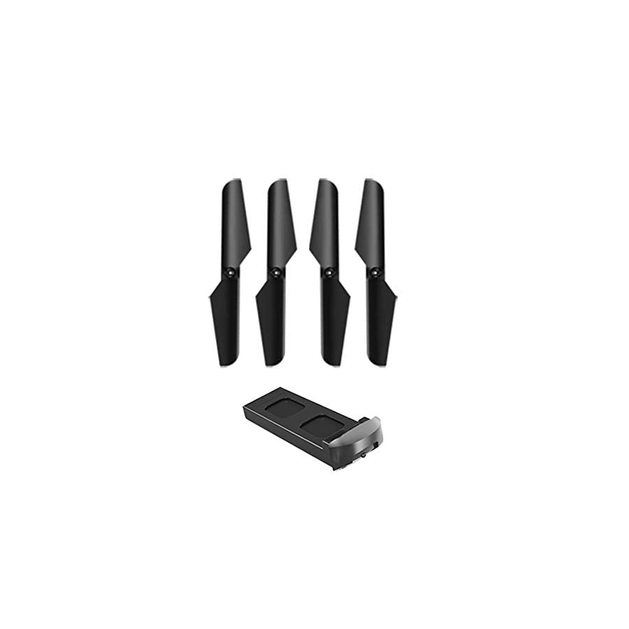 1 Battery+4 Blades + 1 USB Charging Cable Set for FQ32 Drone