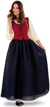 Disfraz de Dulcinea para mujer: Amazon.es: Juguetes y juegos