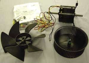 Dometic 3108706.916 Motor Brisk Air Kit