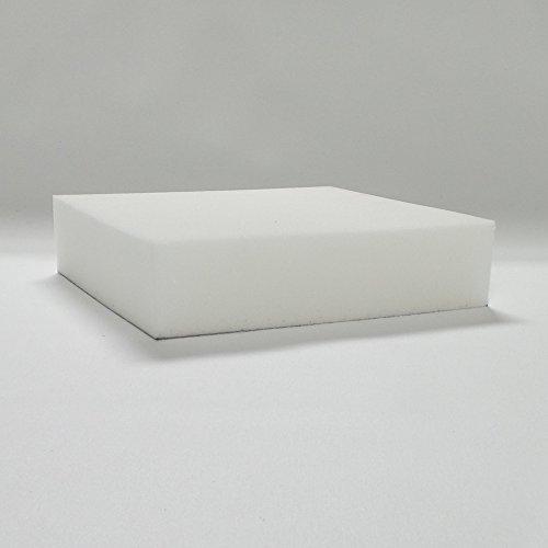 3 inch Soy Based Ultra High 2.4 Density Upholstery Foam - 24 x 36 x 3 inch