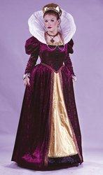 Elizabethan Queen - Medium/Large - Dress Size -