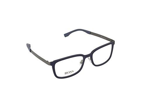 Eyeglasses Boss Black Boss 726 0KDN Blue Ruthenium
