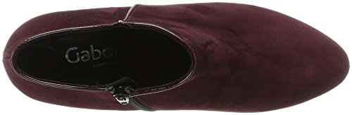 Rouge Ldf Merlot 48 New Gabor Comfort Femme Bottes Basic Shoes qwvXSB4