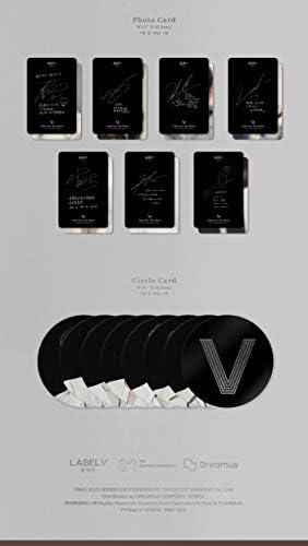 [Reissue] WAYV - TAKE OVER THE MOON - SEQUEL Album+Extra Photocards Set